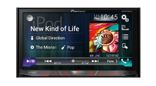 Pioneer DVD Receivers