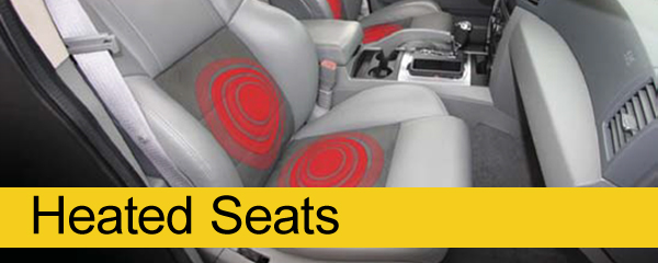 Beat The Cold This Winter With Professionally Installed Heated Seats