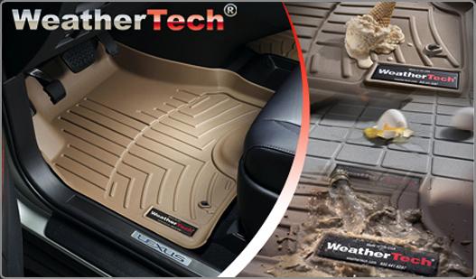 WeatherTech® Floor Mats
