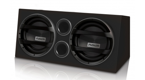 Fusion Car Audio Active Enclosures