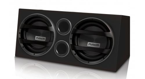 Fusion Car Audio Active Enclosures