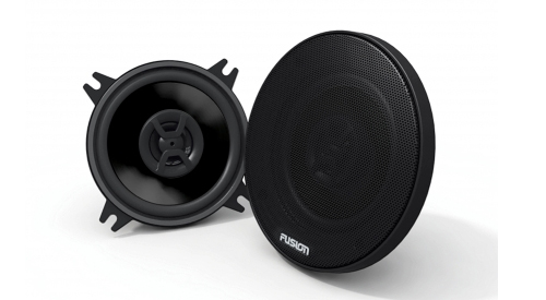 Fusion Car Audio Speakers
