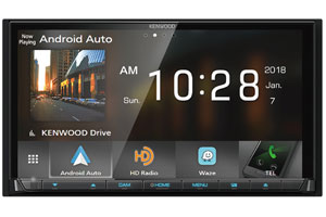 Kenwood Navigation and Multimedia